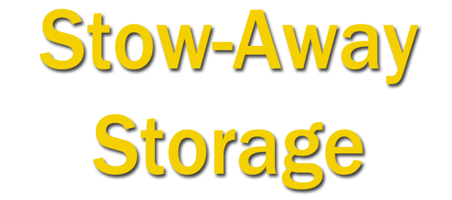 Stow-Away Storage